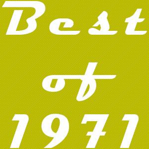 Dieses Bild von Thorsten Hülsberg zeigt das FUNbox-dÜsign Best of 1971 auf schwarzgelben Warnhintergrund.