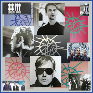 Diese Fotocollage von Thorsten Hülsberg beschäftigt sich mit dem Artwork  zu Sounds Of The Universe von Depeche Mode.