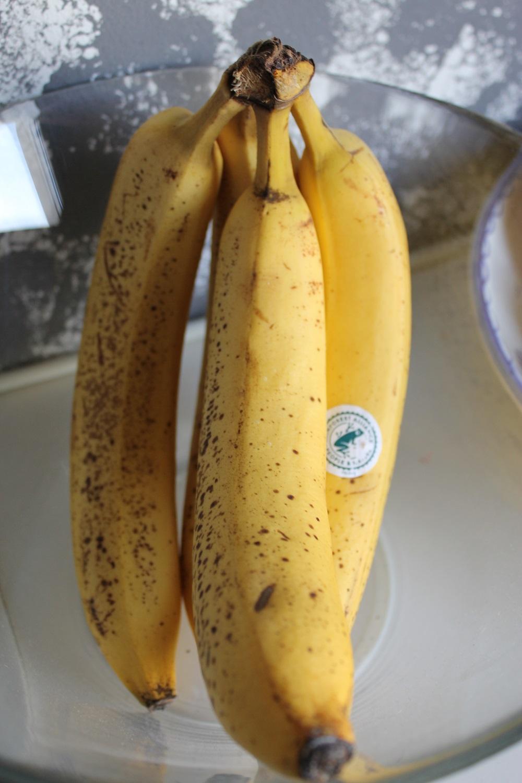 Warum ist die Banane so krumm?