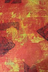 Diese Farbfotografie von Thorsten Hülsberg zeigt eines seiner Werke aus der Bonfire-Reihe aus dem Jahr 2014.