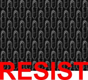 Dieses Bild von Thorsten Hülsberg zeigt das FAIRschreiben-dÜsign RESIST 21.1.