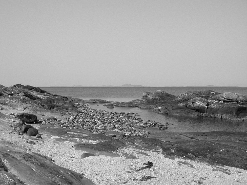 Kintyre waters #4