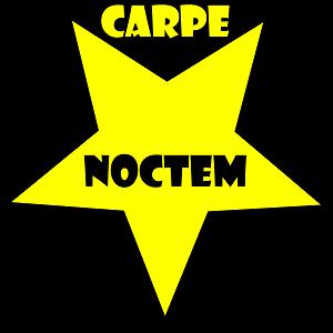 Dieses Bild von Thorsten Hülsberg zeigt sein Carpe  Noctem-dÜsign.
