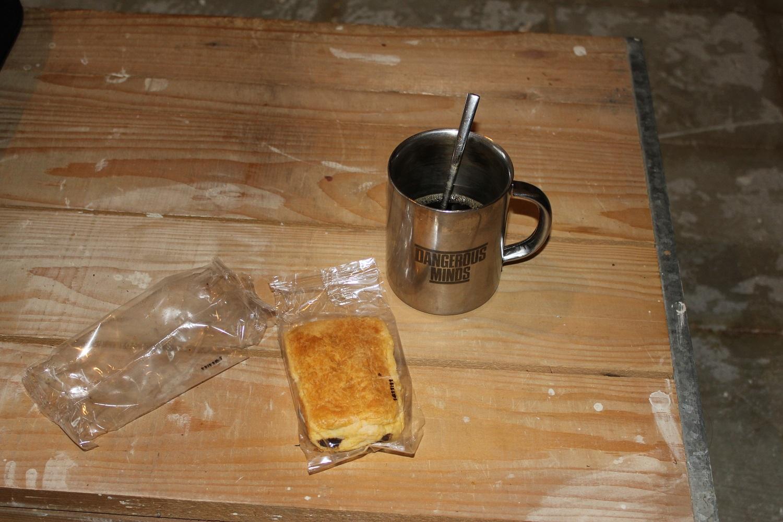 Französisches Frühstück :-)
