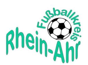 Neue Informationen des Fußballkreises Rhein-Ahr