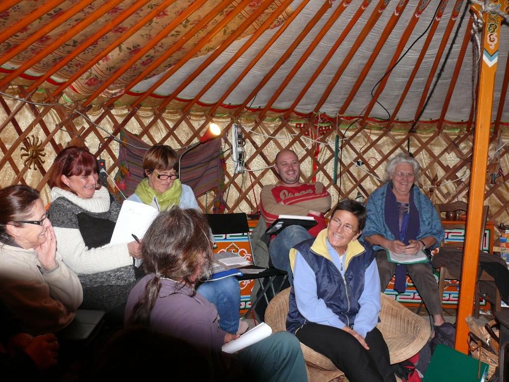 cours d'initiation à la permaculture