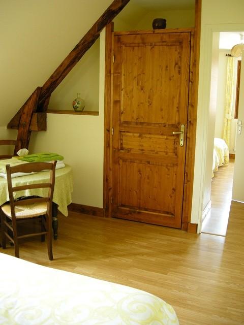 """chambre familiale Bouton d'or chambre d'hôtes """"les Furets"""""""