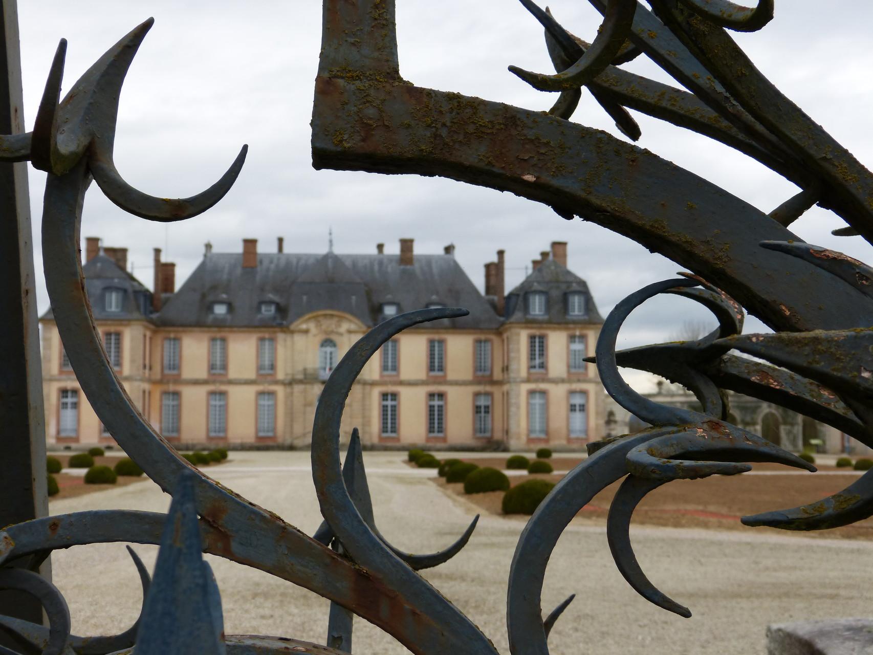Château de la Motte Tilly, Nogentais