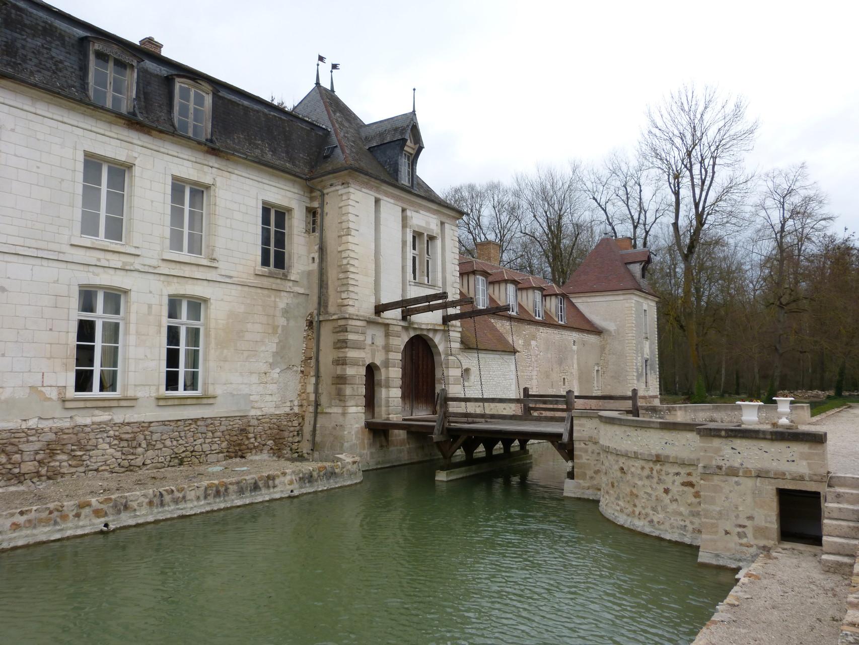 Château de Droupt Ste Basle, Nogentais