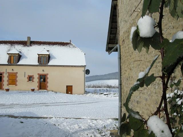 neige novembre 2010