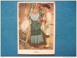 Costume des Brennous - Mezière en Brenne