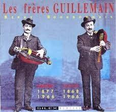 Les frères Gaston et Lucien GUILLEMAIN (Virtuoses en vielle & cornemuse)