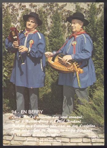 Marcel SOING (luthier de vielle) & Paul NOUHANT