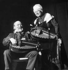 """Jules DEVAUX et Edith MONTARDON """"Le gars Jules et La Marie"""""""