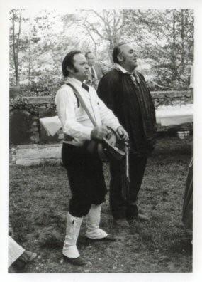 André DUBOIS (Célèbre vielleux de la région de Sancerre & Chavignol) & Roger PEARRON