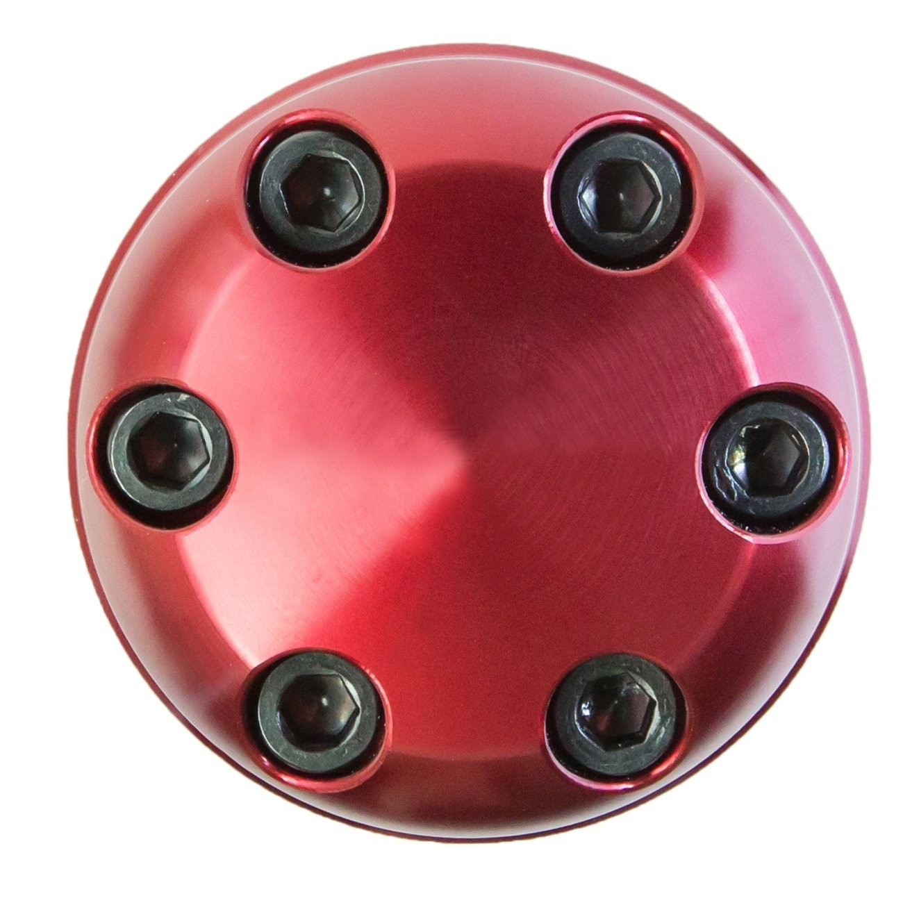 Machined Red (Shift Knobs)