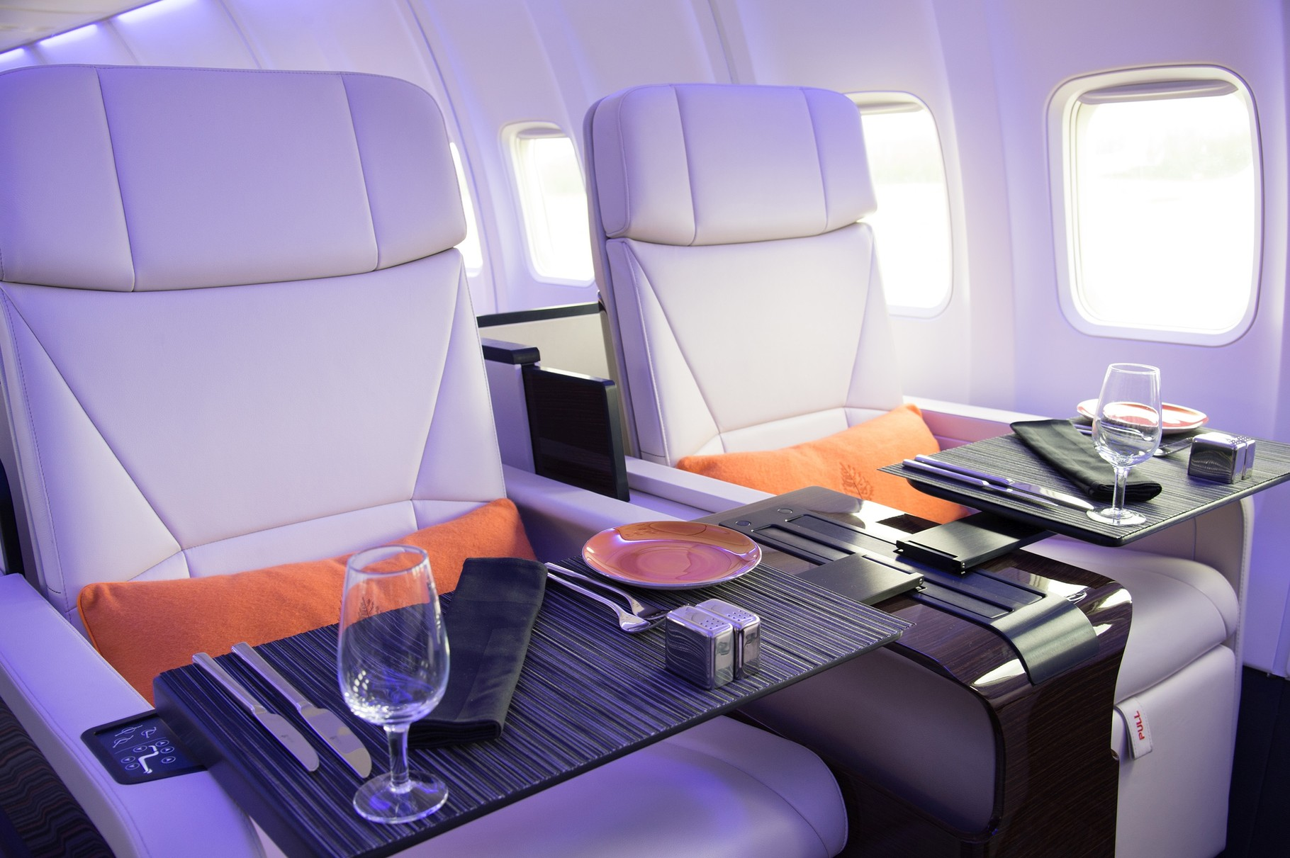Four Seasons Private Jet Revealed: An Inside Look at the Hotel ...