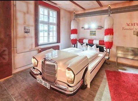 Das Oldtimer-Hotel V8 - Alles außer gewöhnlich - Hoteltest