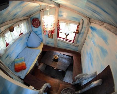 Baumhaus-Hotel - Kulturinsel Einsiedel - Alles außergewöhnlich