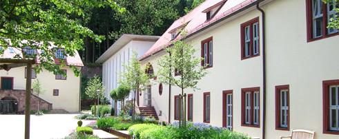 """Kloster-Hotel """"Benediktushof"""" - Alles außer gewöhnlich"""