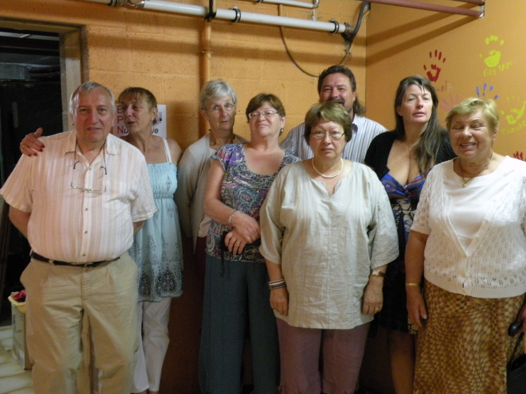 Le groupe 2009/2010 Bureautique