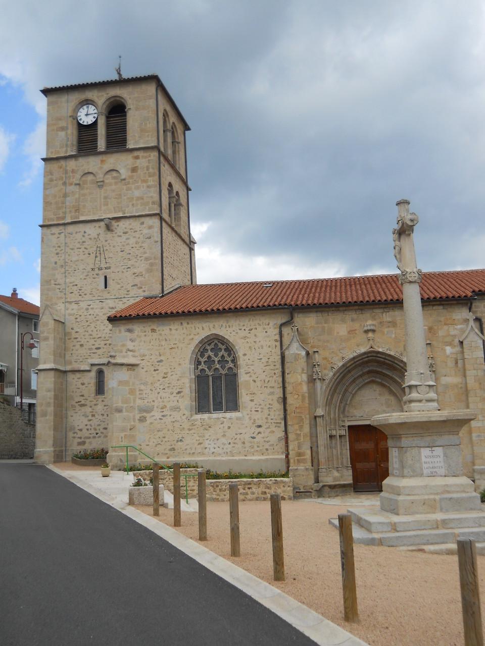 Eglise Saint Bonnet le Courreau