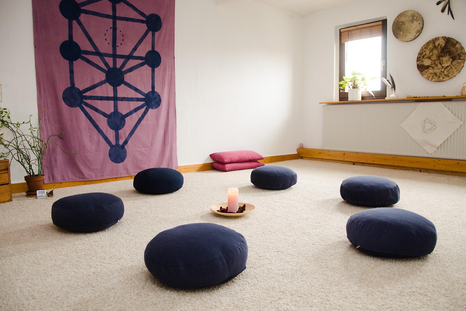 Meditations-Raum