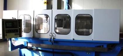 Fräsmaschine AXA VSC 2