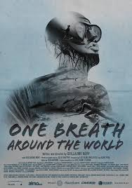 One breath around the world ; Guillaume Néry et Julie Gautier. Culture Max de nature
