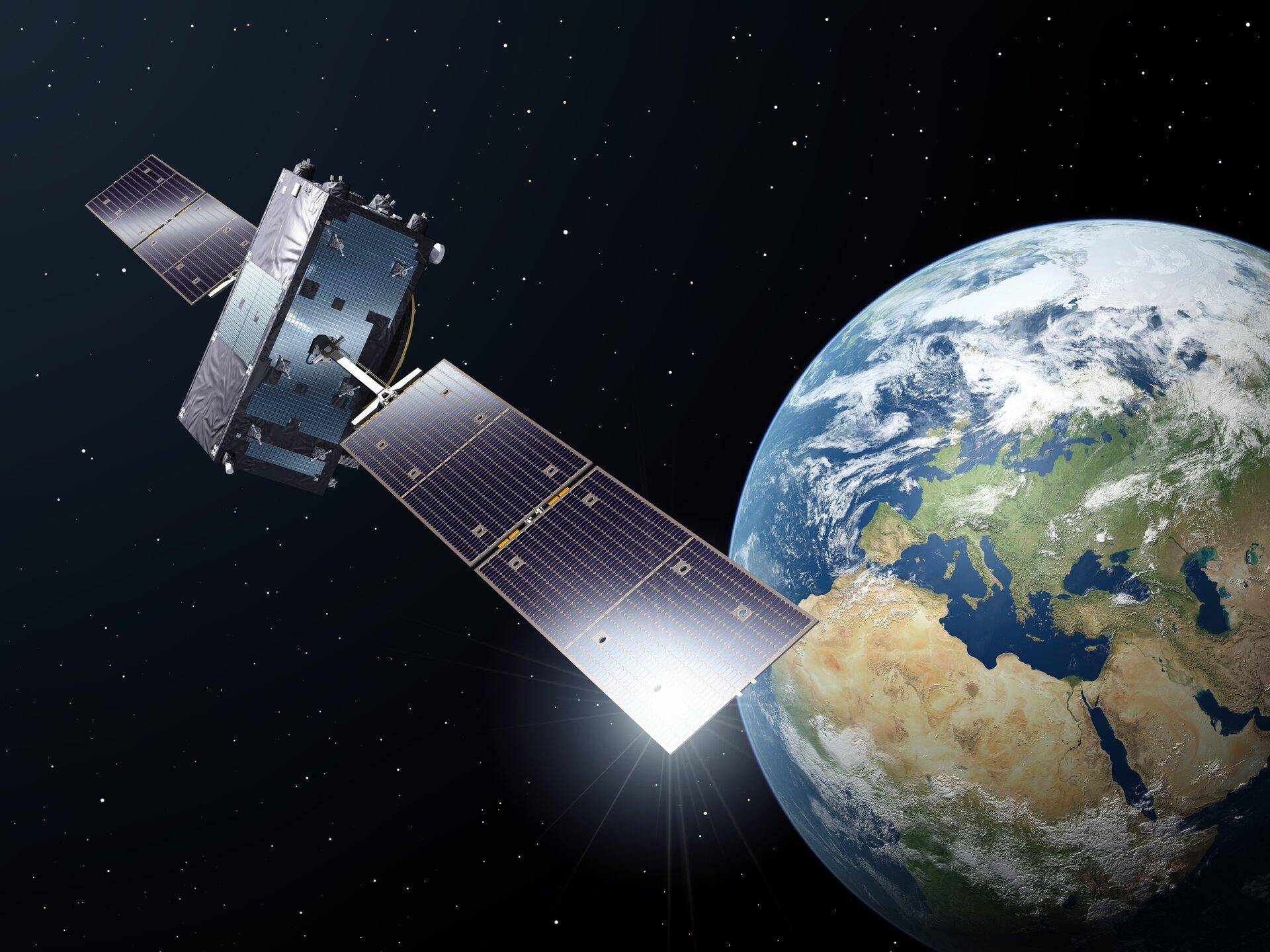 ESA-Video: Wie funktionieren die Galileo-Navigationssatelliten?