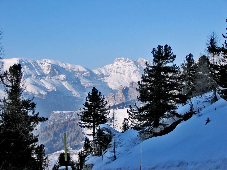 Mitten in den Dolomiten