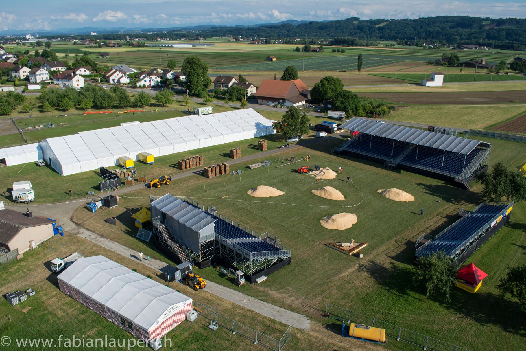 NOS 2014: Nordostschweizer Schwingfest Wigoltingen 27. -29. Juni 2014