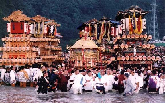 西条祭り ≪伊曽乃神社例大祭≫