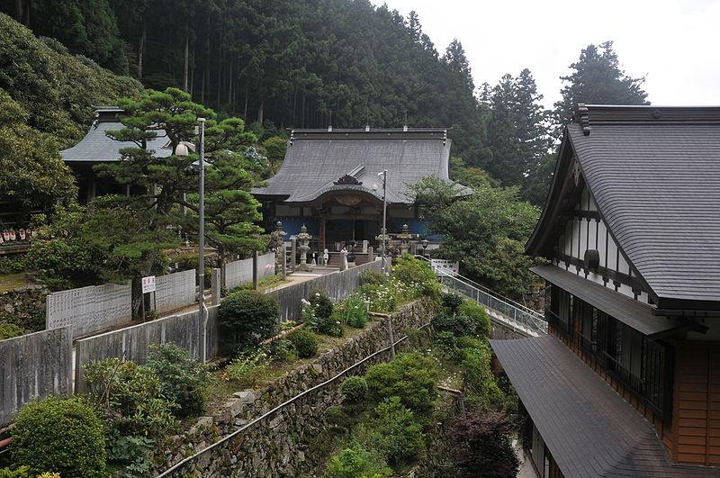 四国八十八箇所 第60番礼所 横峰寺(よこみねじ)