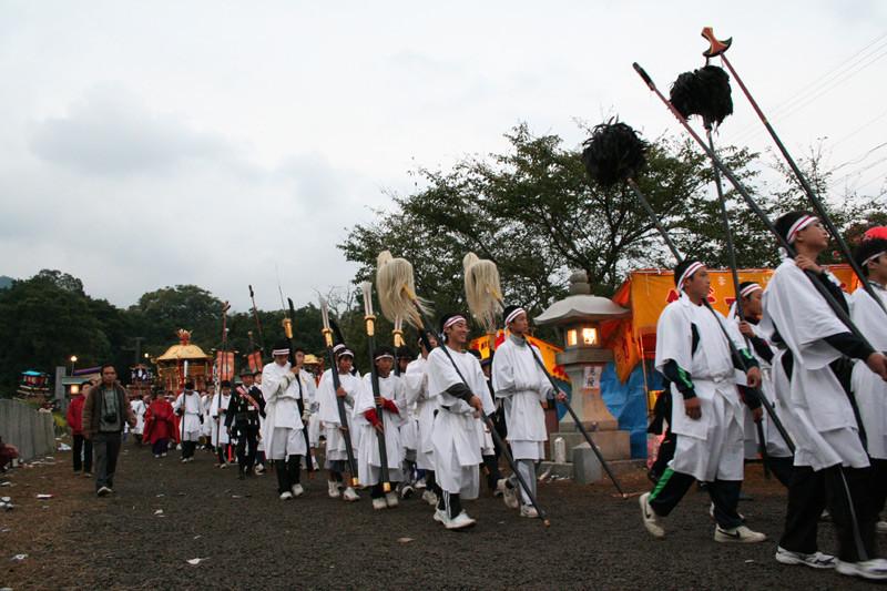 伊曽乃神社御神輿