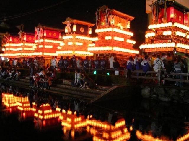 伊曽乃神社例大祭