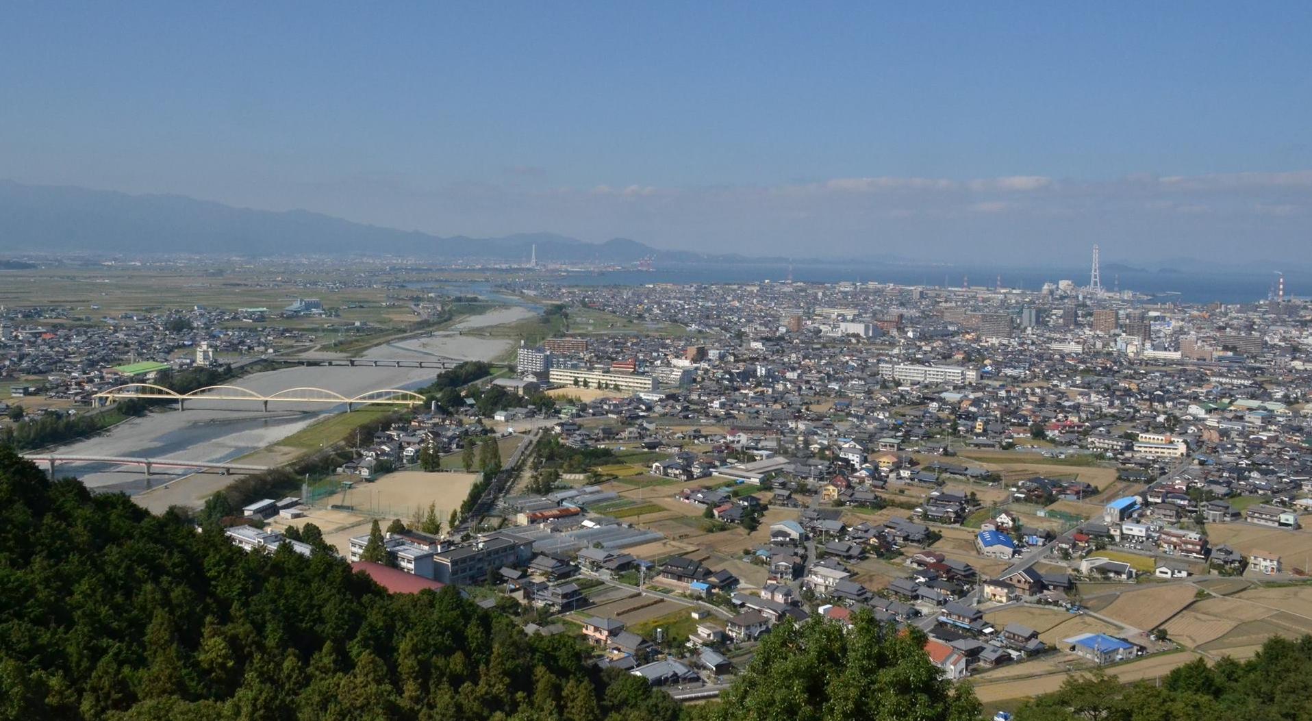 愛媛県西条市