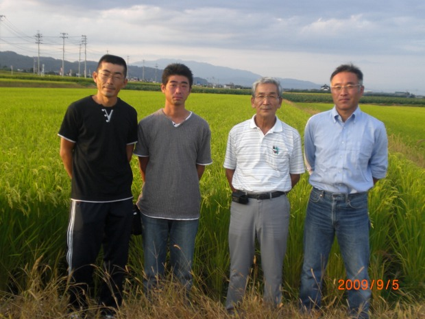 2009年(平成21年)山形訪問!