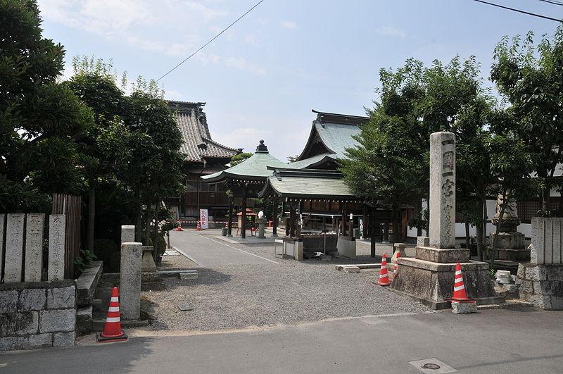 四国八十八箇所 第62番礼所 宝寿寺(ほうじゅじ)