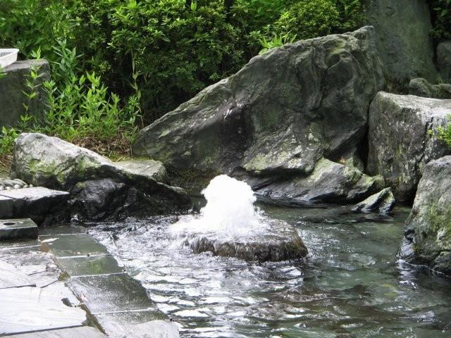 水の都西条 名水百選 うちぬき