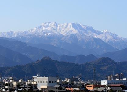 石鎚山 (日本七霊山)