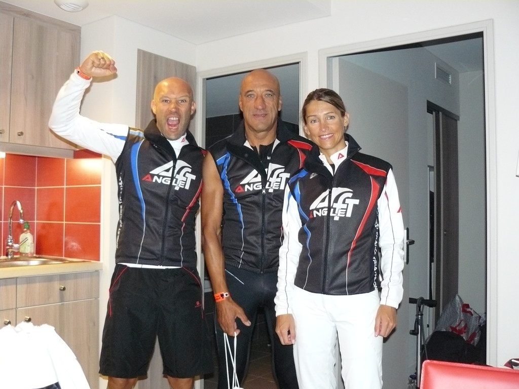 70.3 Ironman Pays d'Aix 2011: Forza !!!
