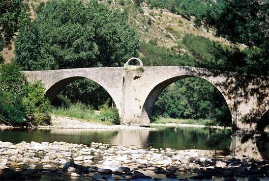 © Le Pont de Quézac (2)