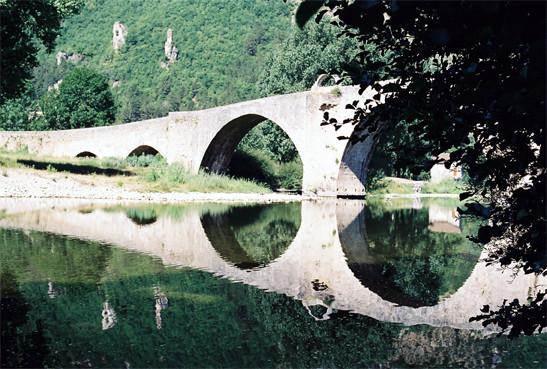 © Le Pont de Quézac (1)