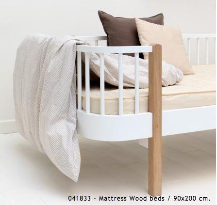 oliver furniture seaside wood matratze 90x 160cm kind der stadt in hamburg dortmund. Black Bedroom Furniture Sets. Home Design Ideas