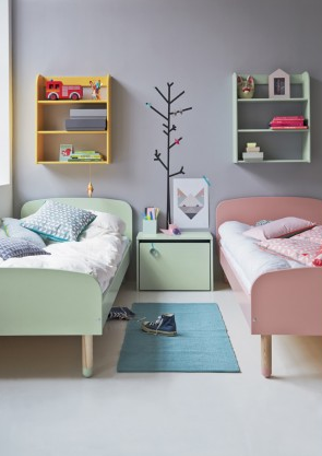 flexa play kinderbett kind der stadt kinderwagen und kinderm bel. Black Bedroom Furniture Sets. Home Design Ideas