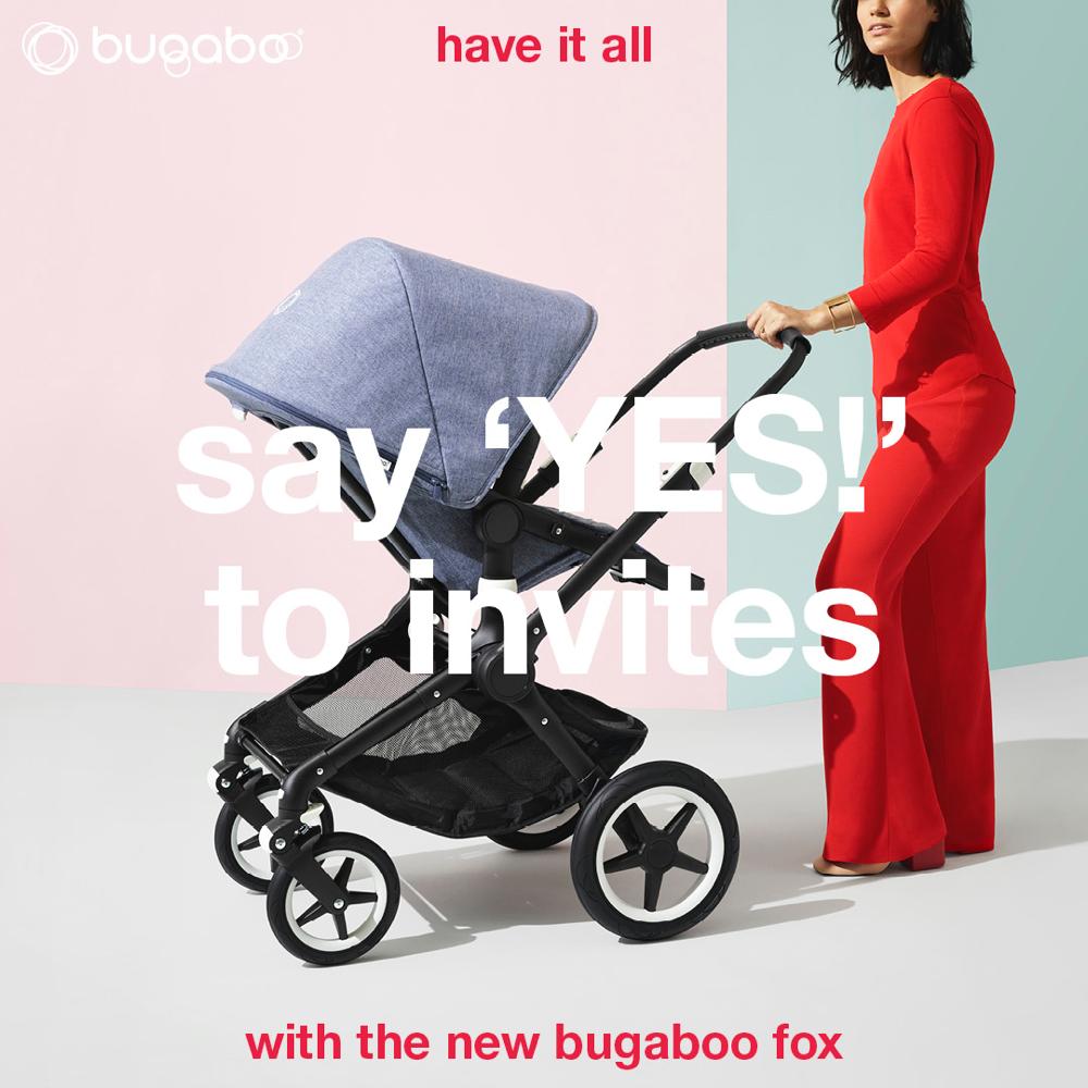 bugaboo fox kind der stadt. Black Bedroom Furniture Sets. Home Design Ideas