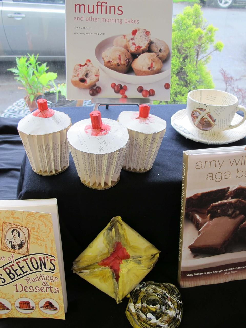May 2014 - Tea & Cake