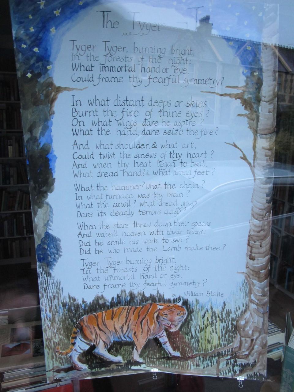 October 2012 - Poetry