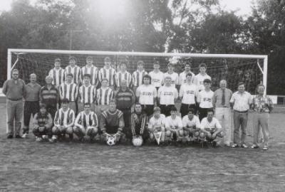 1. Mannschaft 1992/1993